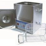 Bac ultrasons de 4 a 28 litres - bac009 - 240 x 190 x 80 mm (Lxlxh) - 9 litres - 400 x 295 x 380 mm (Lxlxh) - 250 watts