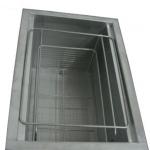 bac ultrasons de 40 à 80 litres - bac055 - 450 x 350 x 260 mm (Lxlxh) - 55 litres - 620 x 465 x 525 mm (Lxlxh) - 1000 watts