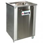 bac ultrasons de 40 à 80 litres - bac080 - 560 x 280 x 350 mm (Lxlxh) - 80 litres - 950 x 620 x 940 mm (Lxlxh) - 1000 watts